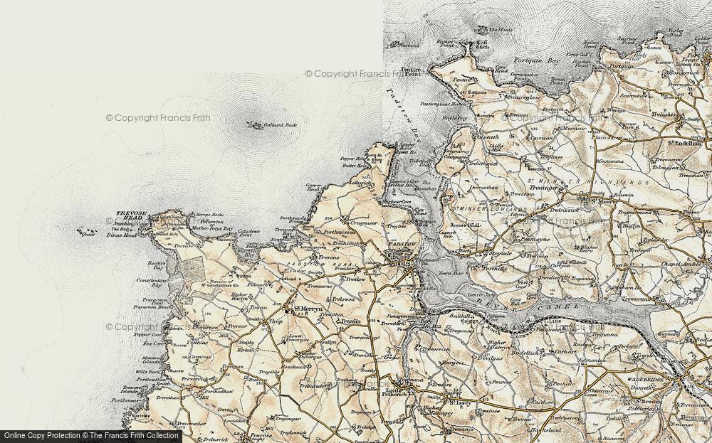 Crugmeer, 1900