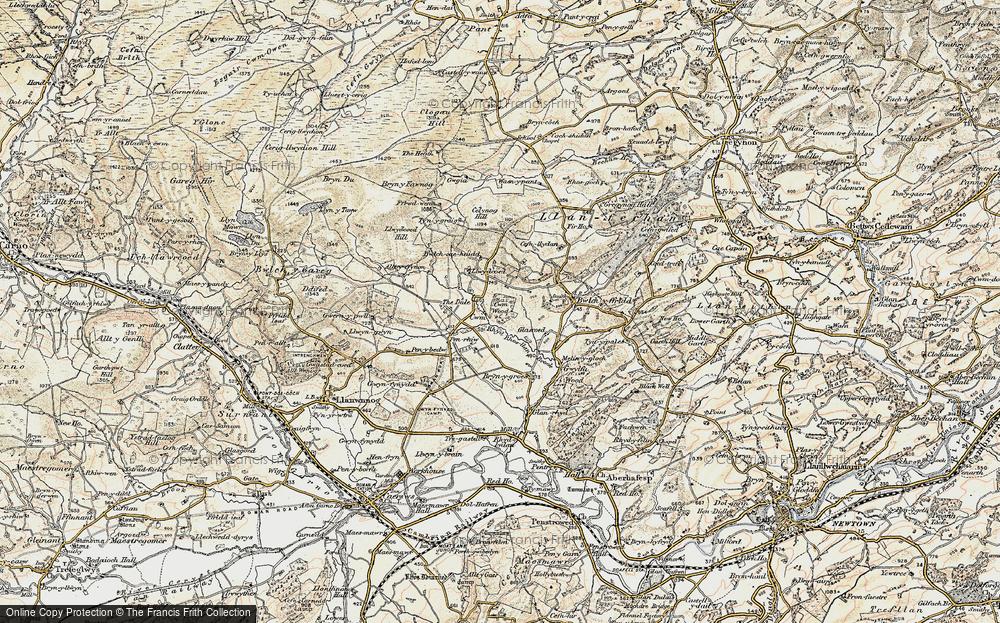 Cwm, 1902-1903