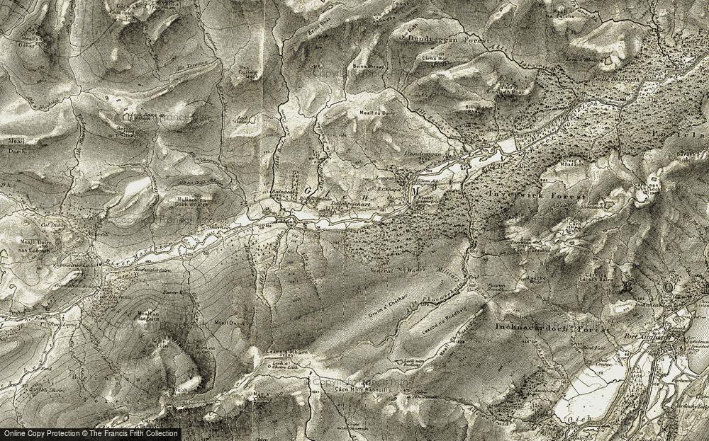 Dalchreichart, 1908