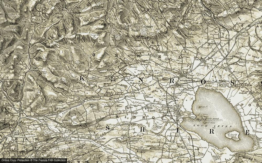 Dalqueich, 1904-1908