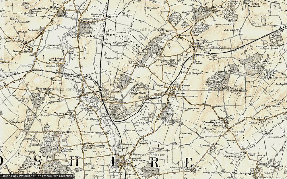 Deepdale, 1898-1901