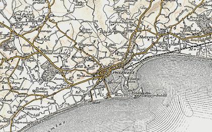 Old map of Yoke Ho in 1903
