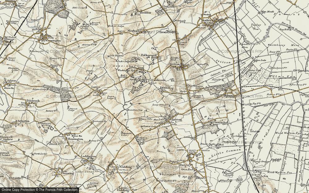 Denton, 1901