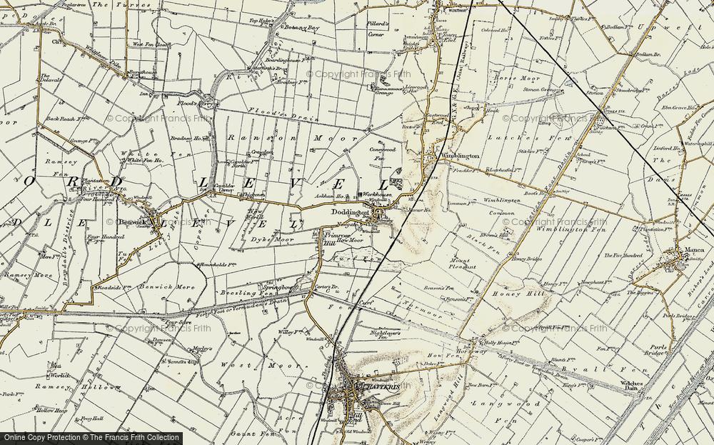 Doddington, 1901