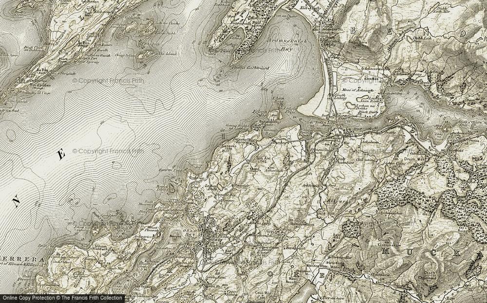 Dunbeg, 1906-1907