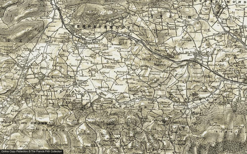 Duncanstone, 1908-1910