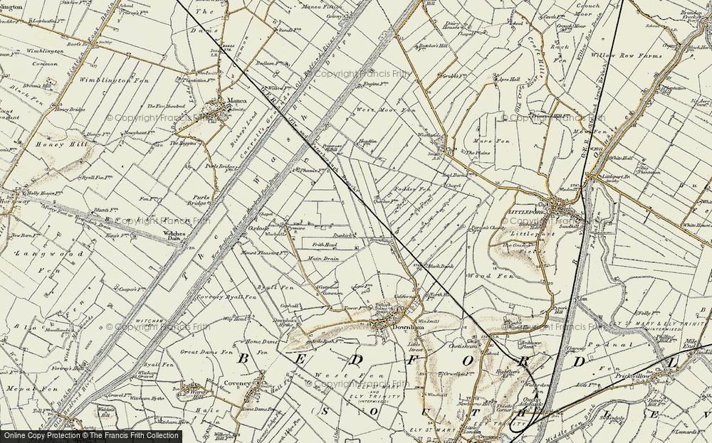 Dunkirk, 1901