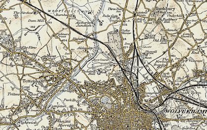 Old map of West Park in 1902