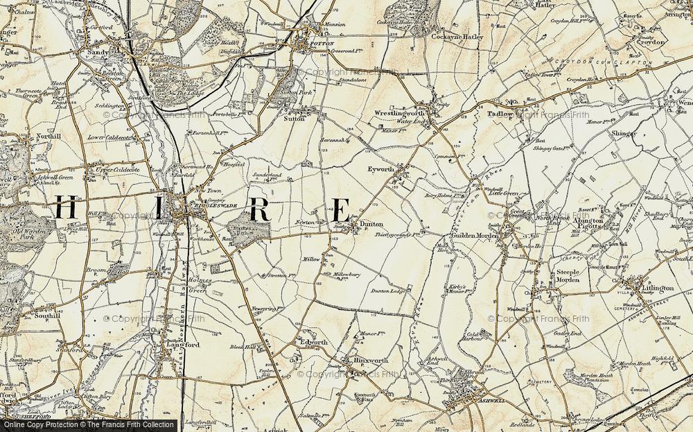 Dunton, 1898-1901