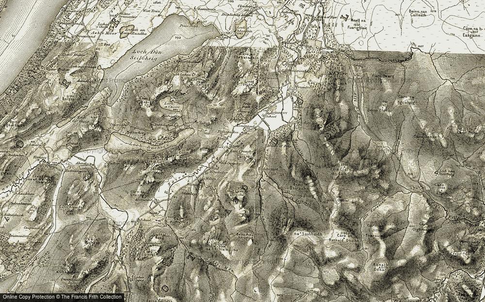 East Croachy, 1908-1912