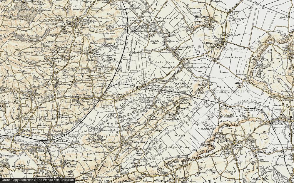 East Lyng, 1898-1900