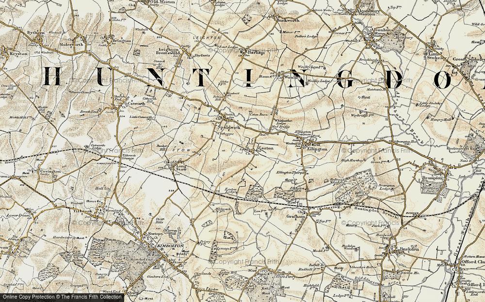 Easton, 1901