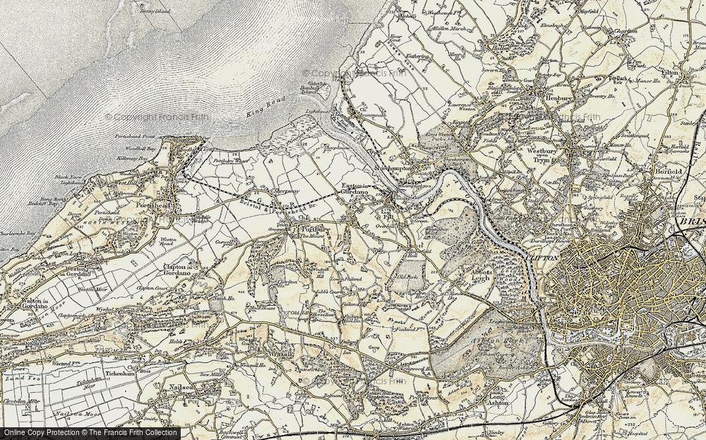 Easton-in-Gordano, 1899