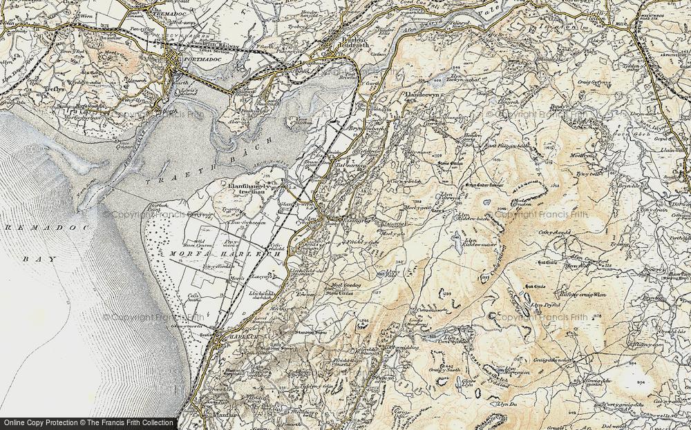 Eisingrug, 1903