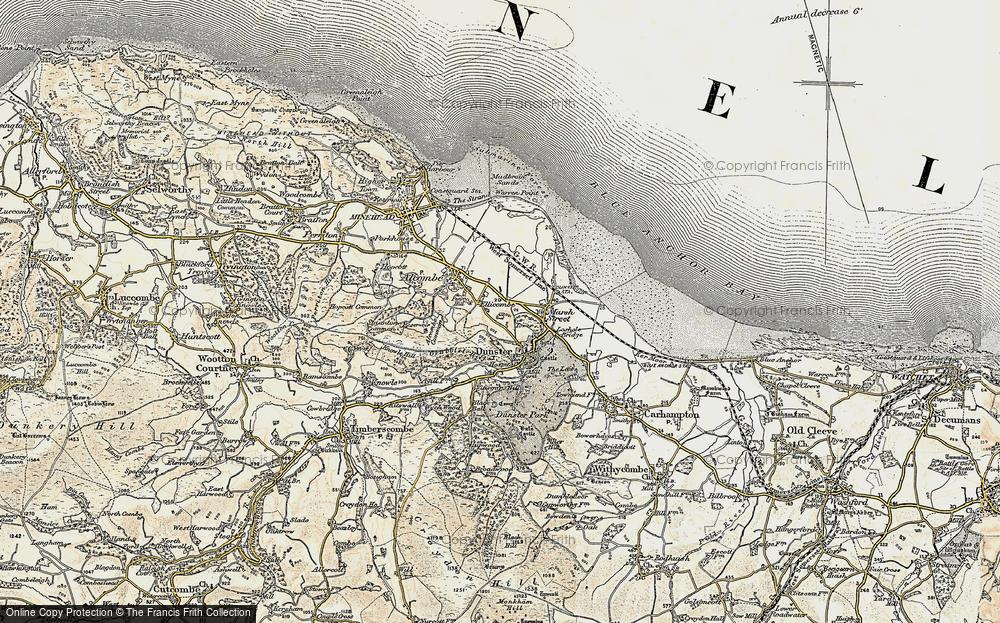 Ellicombe, 1898-1900