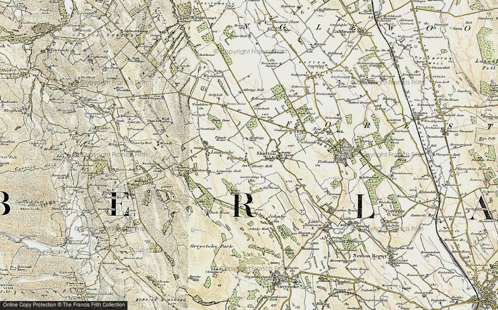 Ellonby, 1901-1904