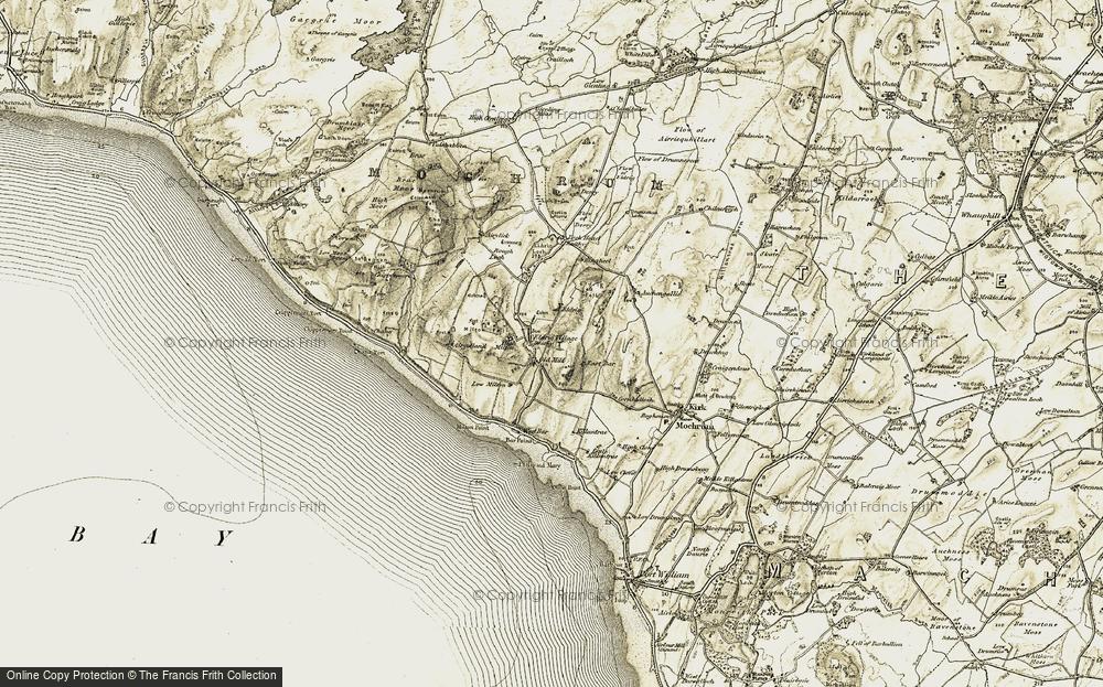 Elrig, 1905