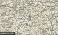 Map of Elton, 1901-1902