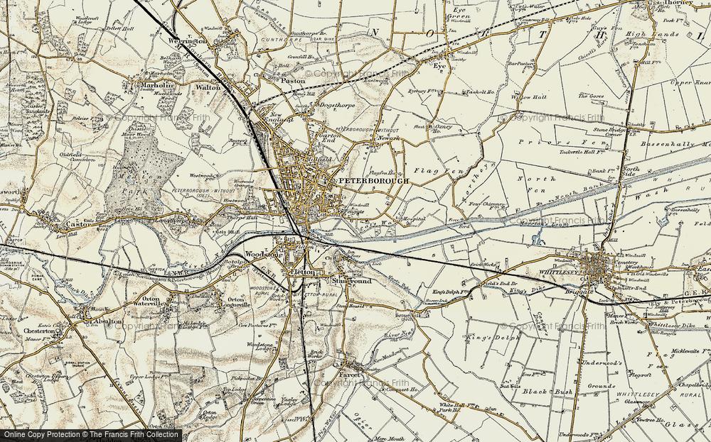 Fengate, 1901-1902