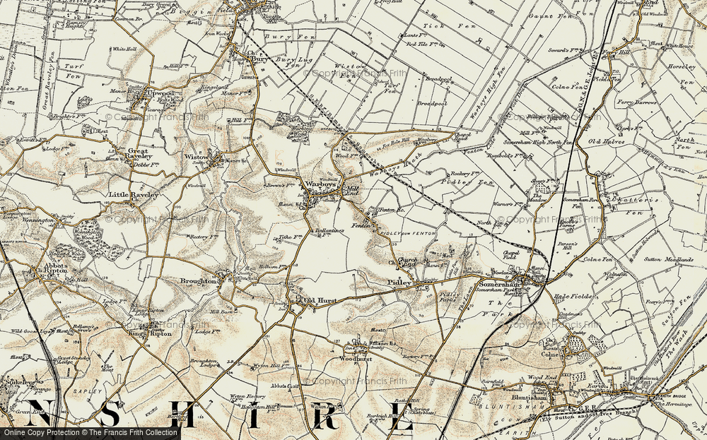 Fenton, 1901
