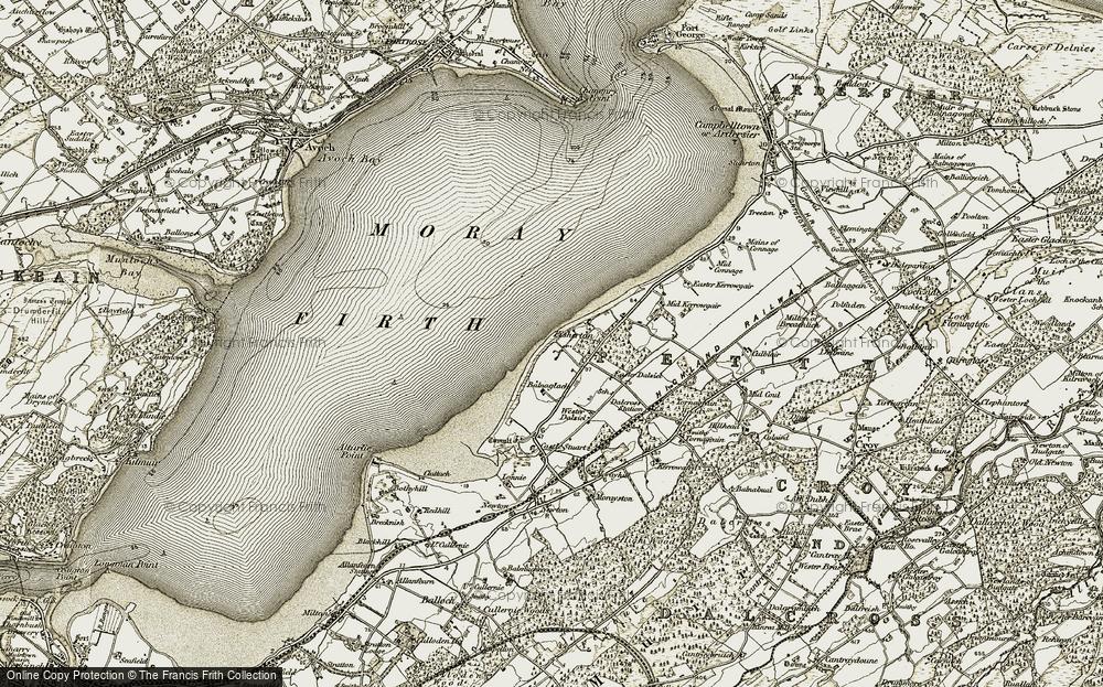 Fisherton, 1911-1912