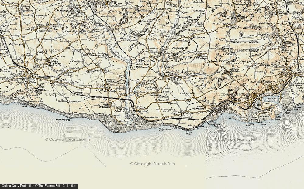 Fonmon, 1899-1900