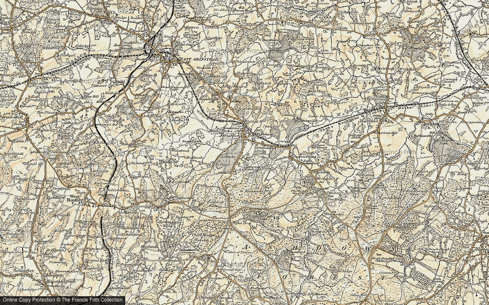 Forest Row, 1898-1902