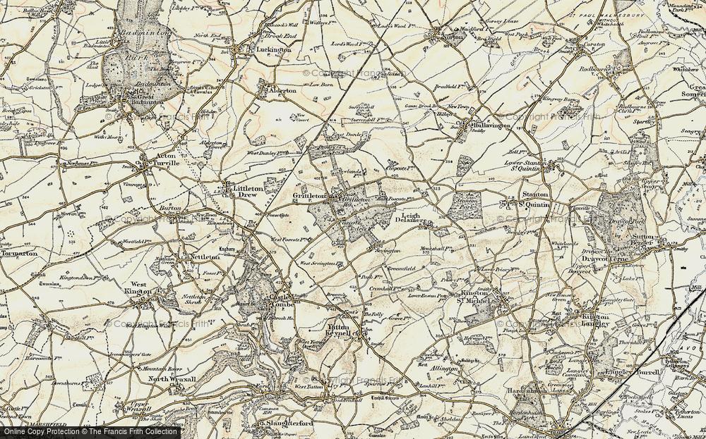 Foscote, 1898-1899