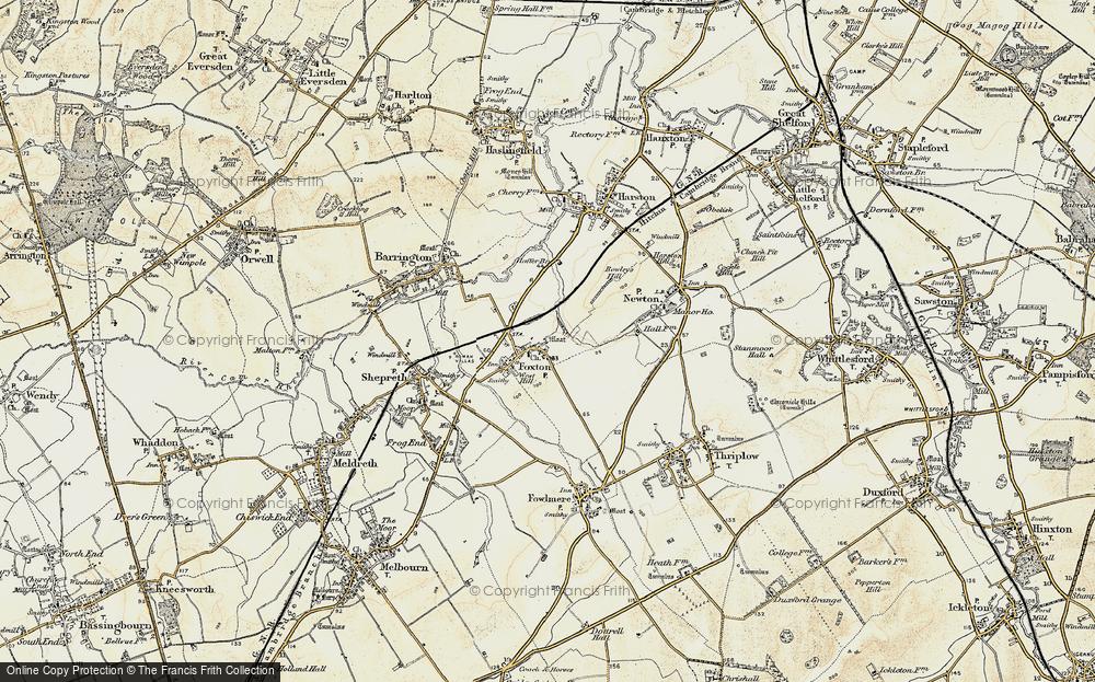 Foxton, 1899-1901