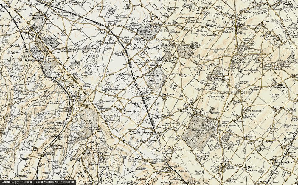 Frogham, 1898-1899