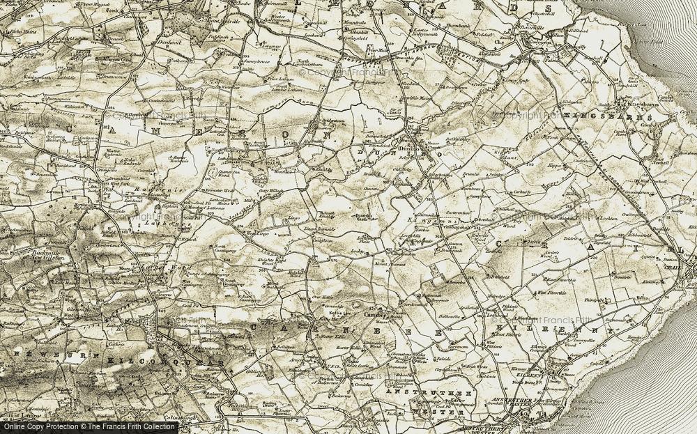 Gauldwell Castle, 1906-1908
