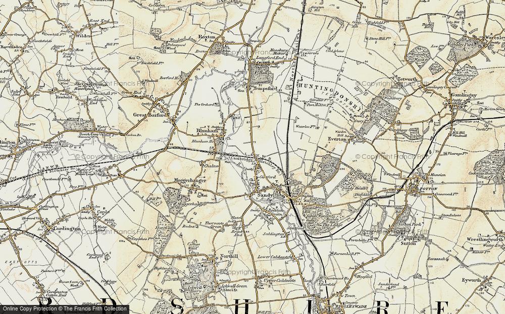 Girtford, 1898-1901