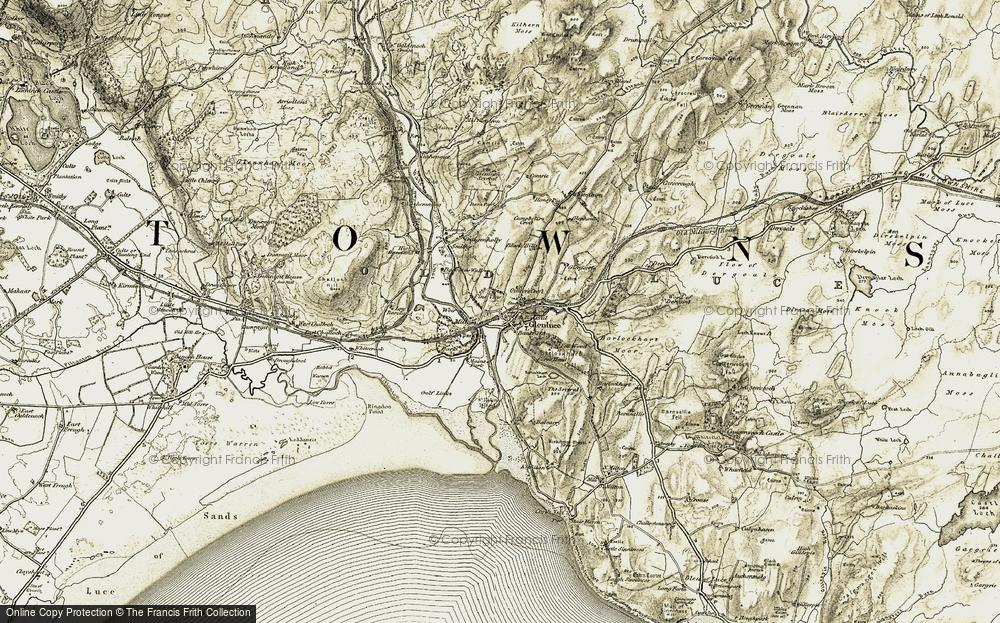 Glenluce, 1905