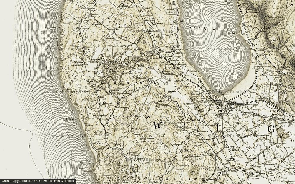 Glenstockadale, 1905