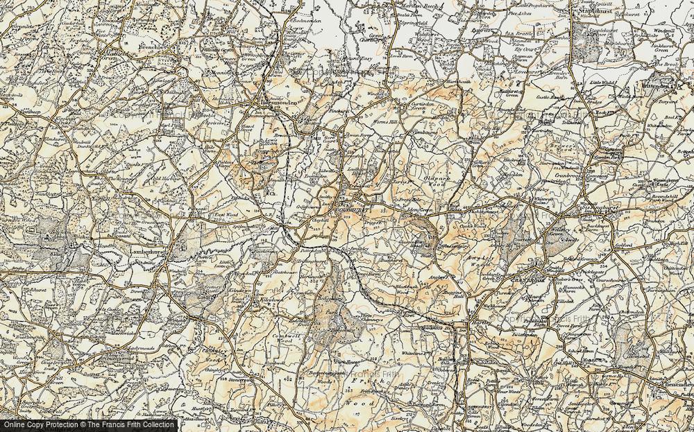 Goudhurst, 1897-1898