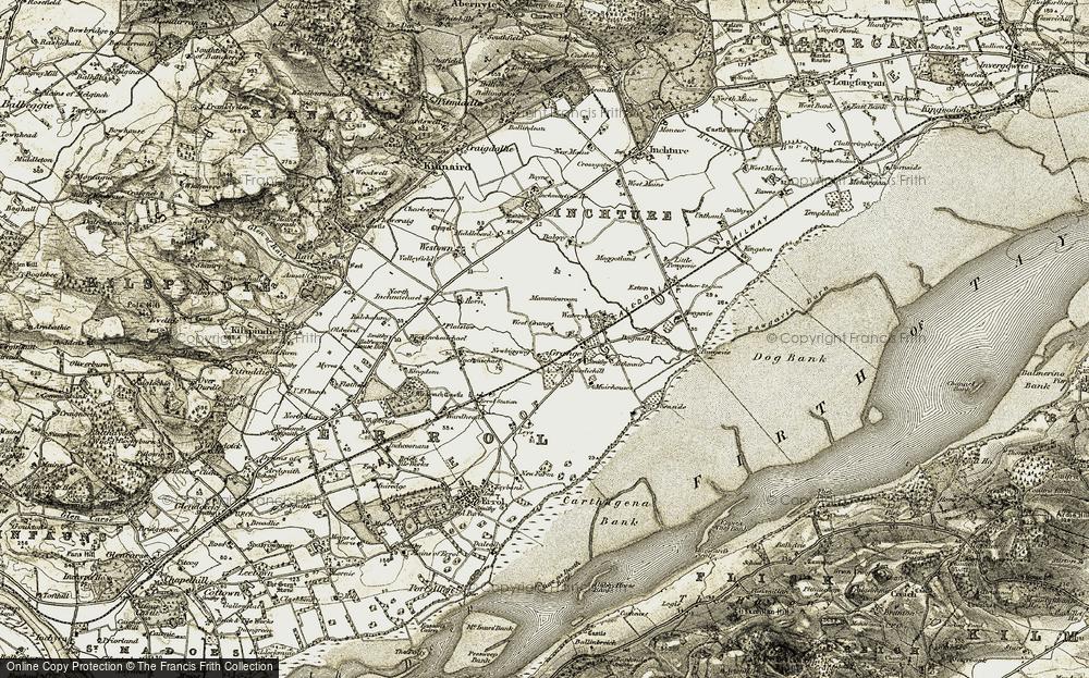 Grange, 1906-1908