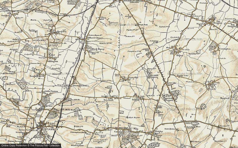 Graveley, 1898-1901