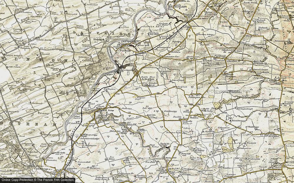 Grindon, 1901-1903