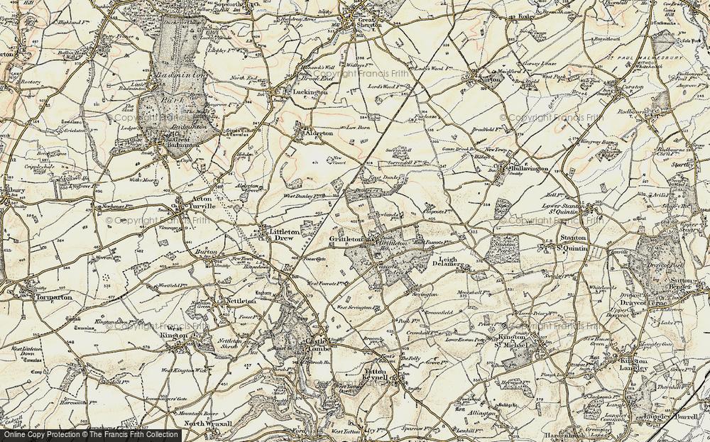 Grittleton, 1898-1899