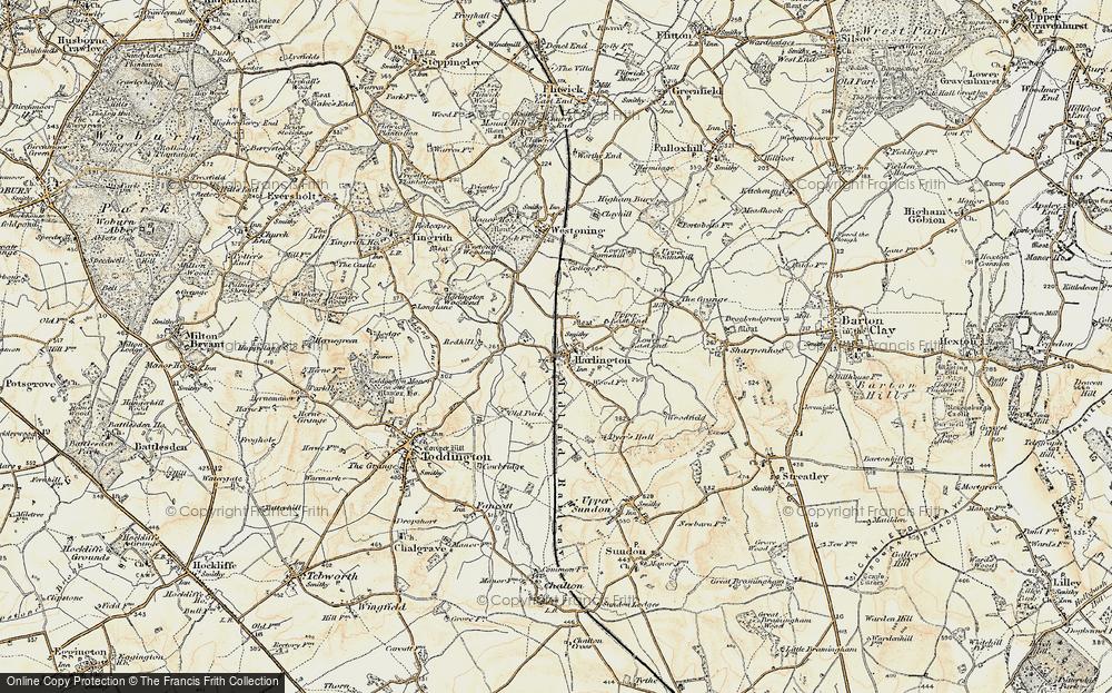 Harlington, 1898-1899
