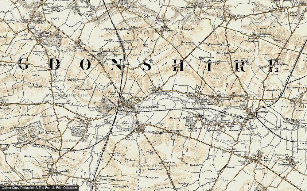 Hartford, 1901