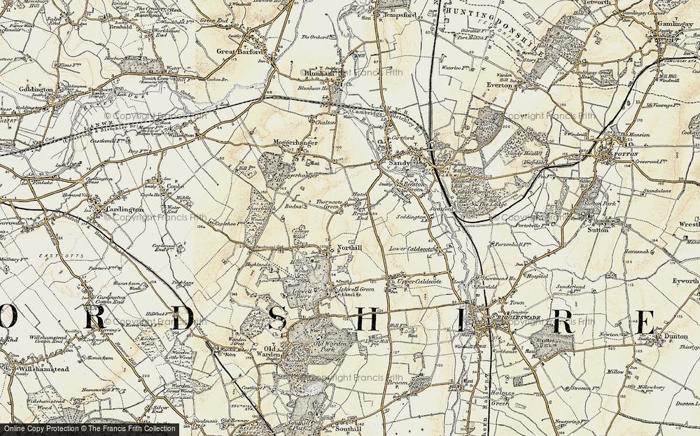 Hatch, 1898-1901