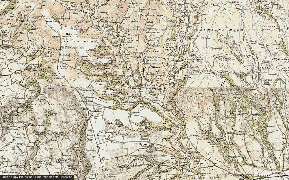 Hawnby, 1903-1904