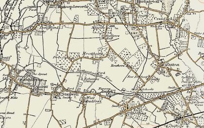 Duke of Northumberland's River photos, maps, books, memories Duke Maps on