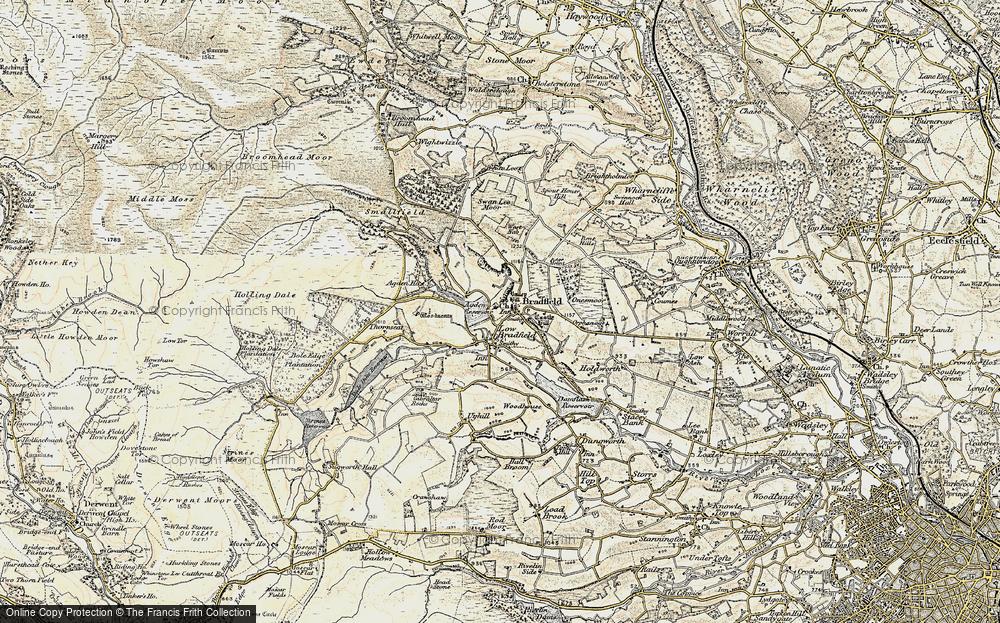 High Bradfield, 1903