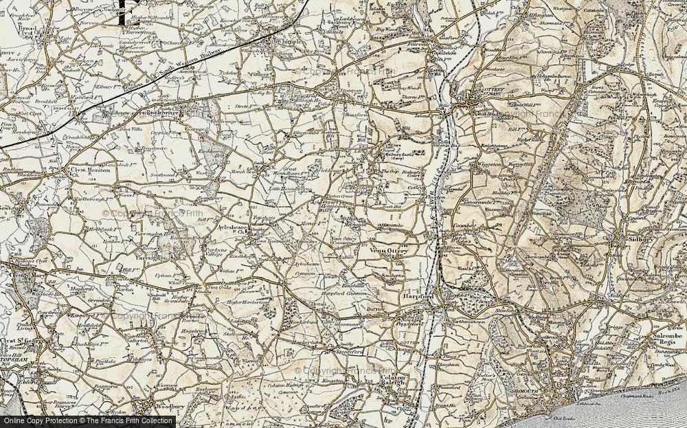 Higher Metcombe, 1899