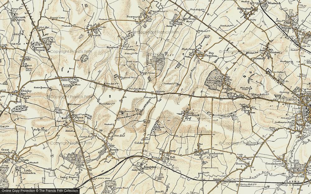 Highfields, 1899-1901