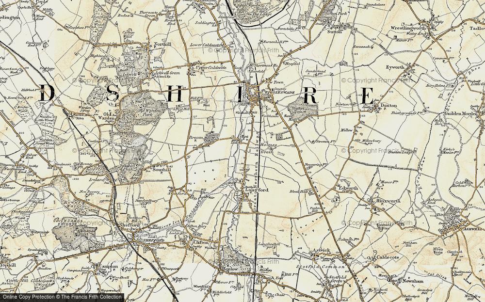 Holme, 1898-1901