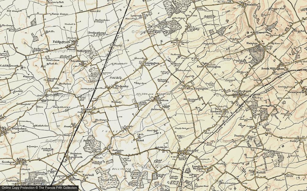 Holton cum Beckering, 1902-1903