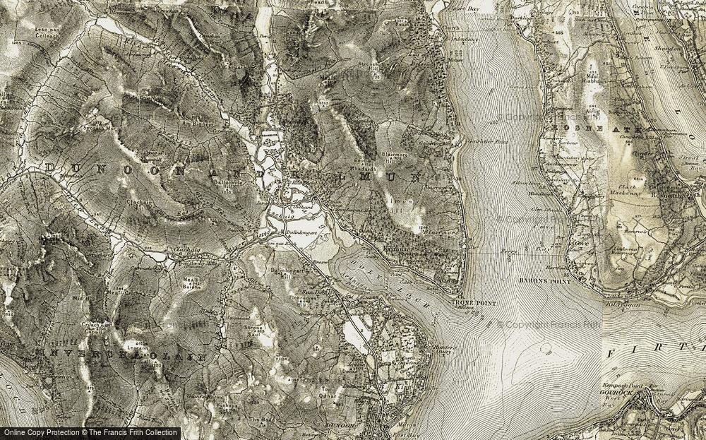 Holy Loch, 1905-1907